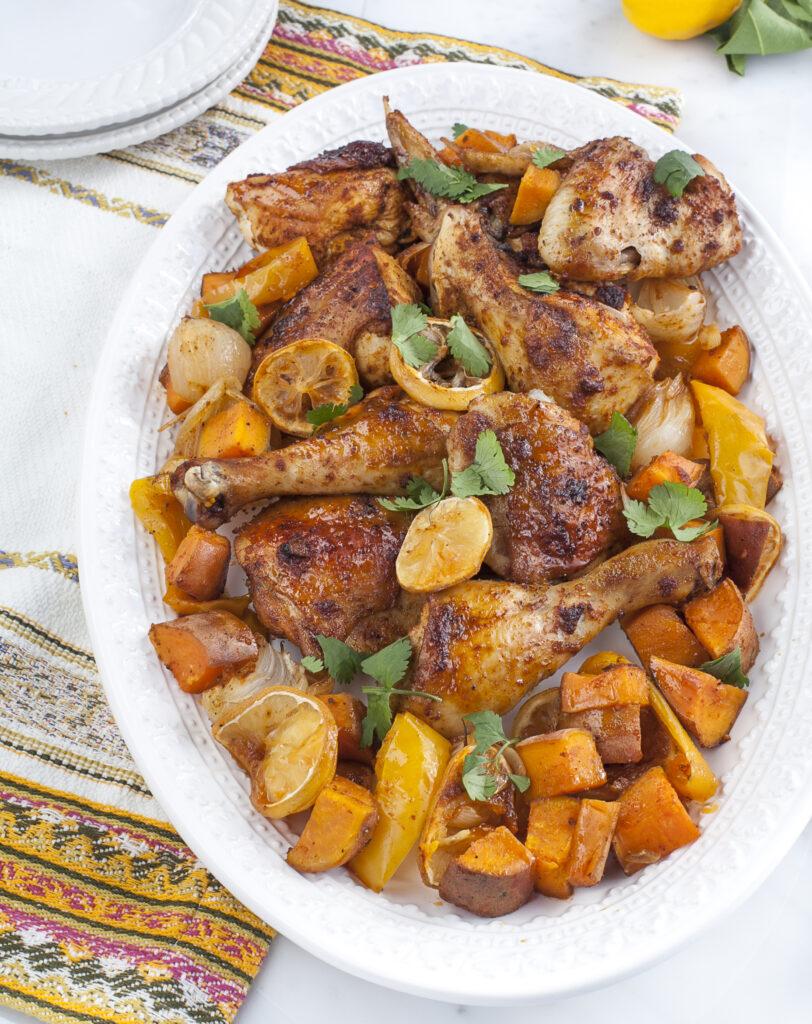 Peruvian Style Chicken