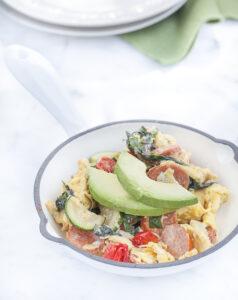 Whole30 Breakfast Scramble