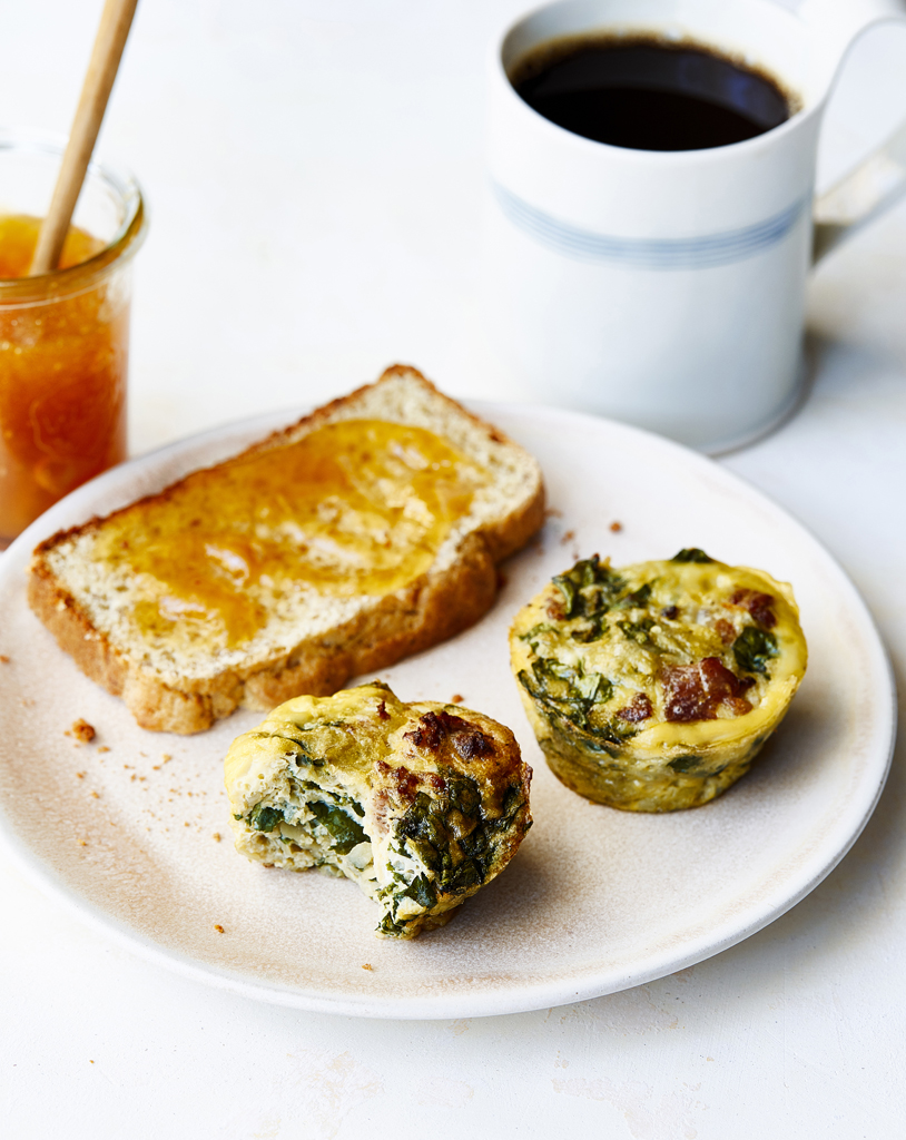 Whole30 Breakfast Egg Muffins